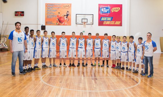Instituto Chuí é Campeão Paulista do Interior de Basquete sub-13