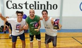 Torneio 3 x 3 Castelinho agita final de semana no Castelinho