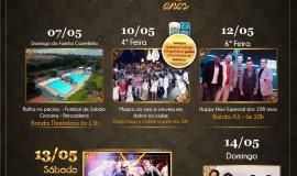 Castelinho terá programação especial em comemoração aos 108 anos